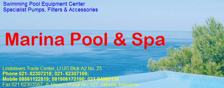Pool Equipment Sales